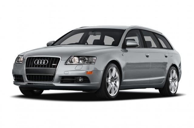 Audi A6 Avant or Similar / Class: Luxury