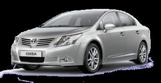Toyota Avensis Automat or Similar / Class: Family