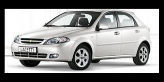 Chevrolet Lacetti 5 Doors or Similar / Class: Economy