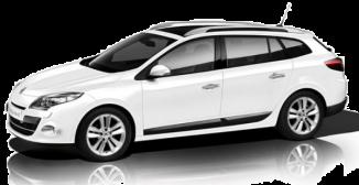 Renault Megane or Similar Car / Class: Estate